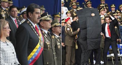 Venezuelan Drone Attack