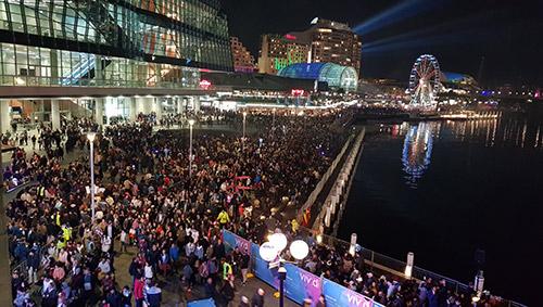VIVID Sydney - Large public gathering - MIP Security